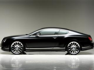 обои WALD Bentley Continental GT 2006 бок фото