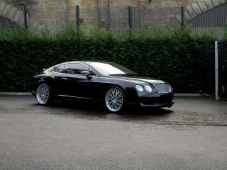 обои Project Kahn Bentley Continental GT 2006 бок фото