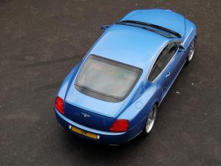 обои Project Kahn Bentley Continental GT 2006 крыша фото