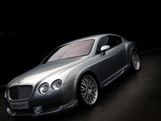 обои Project Kahn Bentley Continental GT 2006 перед фото