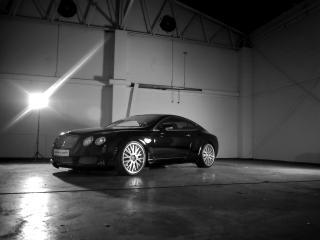 обои Project Kahn Bentley Continental GT 2006 свет фото