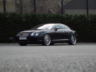 обои для рабочего стола: Project Kahn Bentley Continental GT 2006 сила