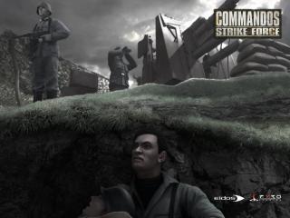 обои Commandos Strike Force фото