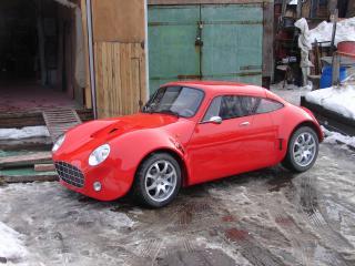 обои Pegas coupe L бок фото