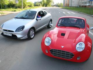 обои Pegas coupe L дорога фото