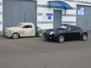 обои Pegas coupe S боком фото