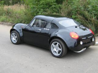 обои Pegas coupe S черная фото