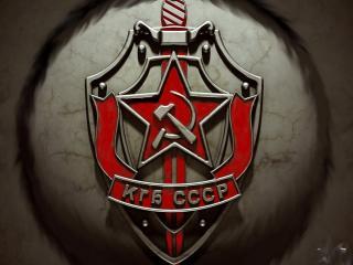 обои Герб КГБ СССР фото