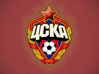 обои Герб клуба ЦСКА фото