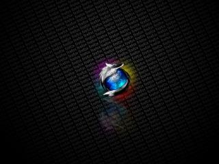 обои Firefox, красивый  фото
