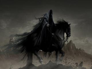 обои Темный рыцарь фото