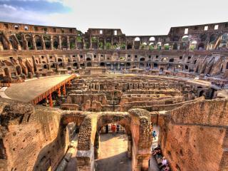 обои Колизей в Италии фото