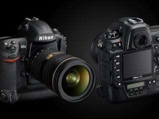 обои Nikon d3s,   зеркальная фотокамера,   обьектив,   дисплей фото