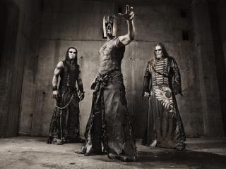 обои Behemoth рок группа фото