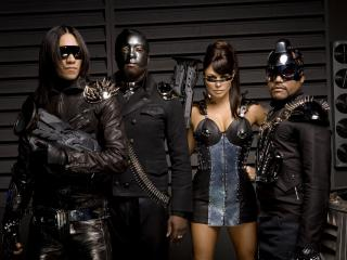 обои Black Eyed Peas фото
