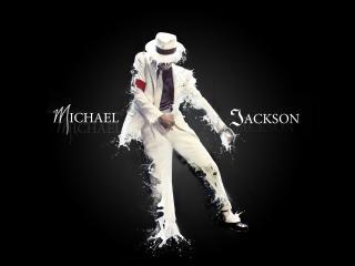 обои Майкл  джексон,   танцор и певец фото