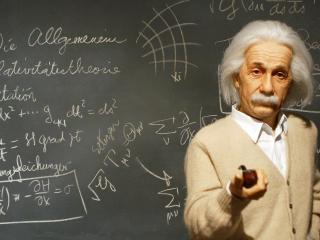 обои Альберт енштейн фото