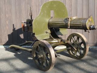 обои Легендарный пулемет  максим фото