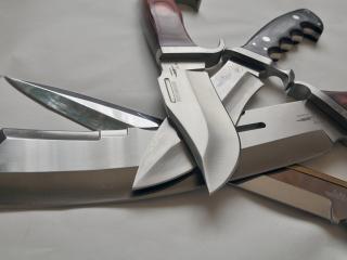 обои Новые ножи фото