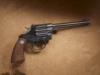 обои Пистолет Colt фото
