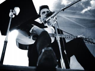 обои Johnny cash певец,   стиль кантри фото