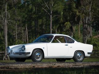 обои Abarth 850 Coupe Scorpione 1959 бок фото