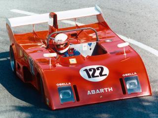 обои Abarth Osella PA1 1973 перед фото