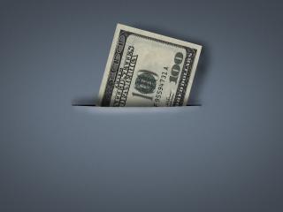 обои Сотня американских долларов фото