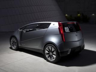 обои Cadillac Urban Luxury Concept 2010 задок фото