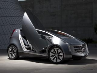 обои Cadillac Urban Luxury Concept 2010 открыто фото