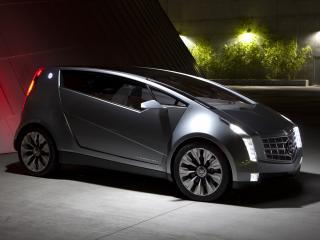 обои Cadillac Urban Luxury Concept 2010 сбоку фото
