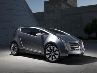 обои Cadillac Urban Luxury Concept 2010 сила фото