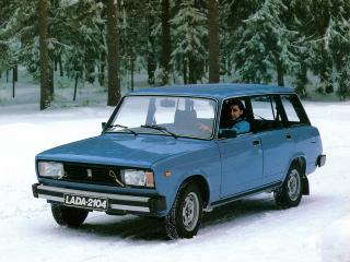 обои ВАЗ 2104 Жигули 1984 передок фото
