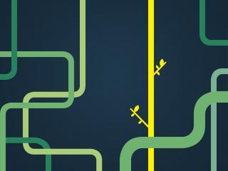 обои Живая желтая ветка фото