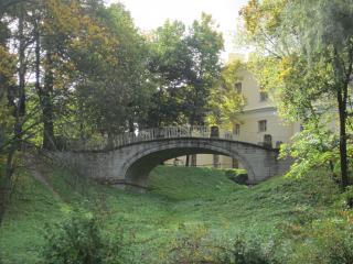 обои Город Пушкин,   Верхний парк фото