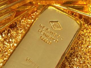 обои Слиток золота Degussa Feingold фото