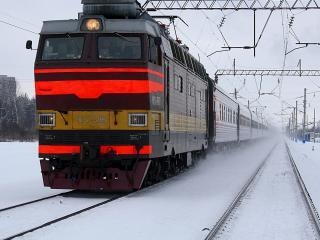 обои Поезд,   электровоз фото