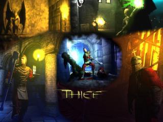 обои Thief Deadly Shadows фото