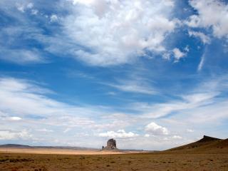 обои Пустыня с холмами фото