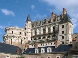 обои Замок с балконами фото