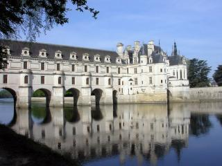 обои Замок на воде фото