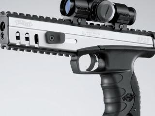 обои Пистолет с прицелом фото