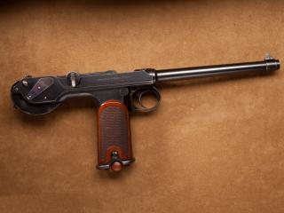обои Эксклюзивный пистолет фото