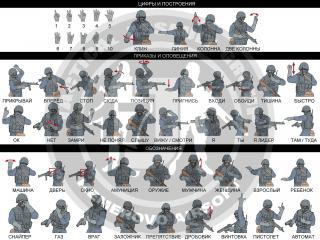 обои Инструкции для спецназа фото