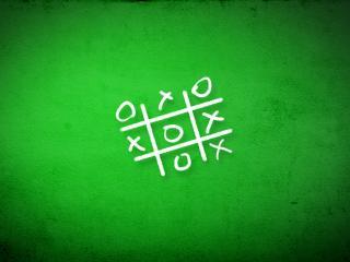 обои Игра крестики нолики фото