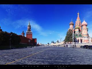обои Васильевский спуск в Москве фото