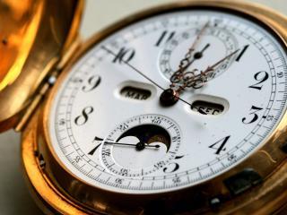 обои Карманные  часы фото