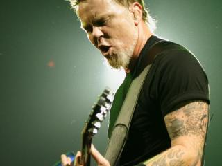 обои Metallica фото