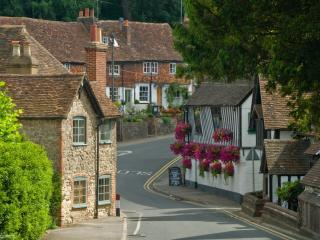 обои Деревня графства в Великобритании фото
