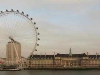 обои Вид лондона фото